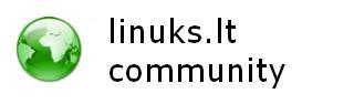 linuks.lt logo Linux